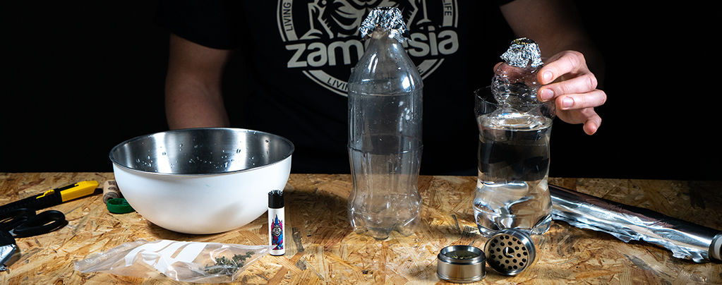 How To Make And Use A Gravity Bong