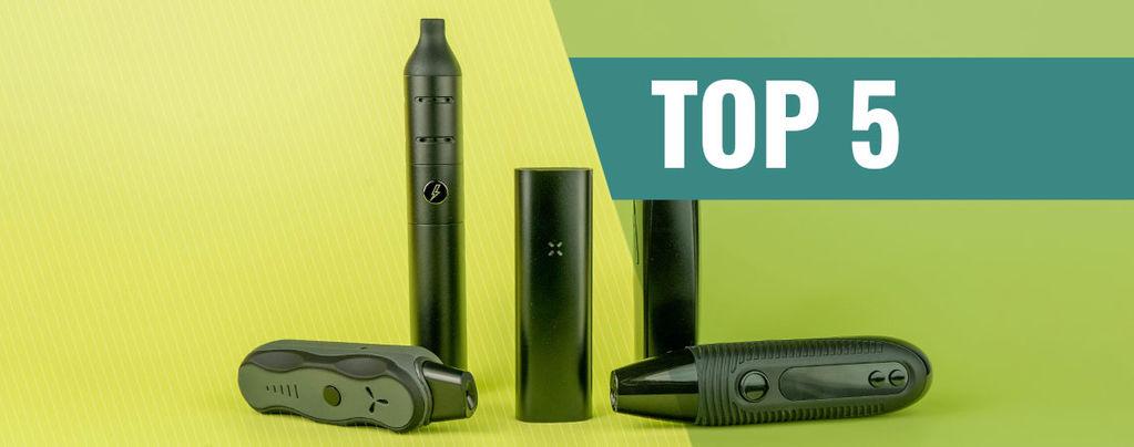 Top 5 Vaporizers For Discreet Vaping