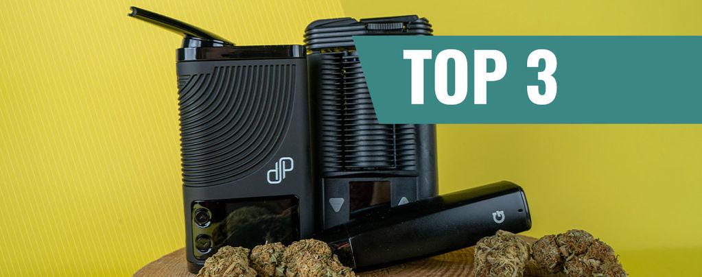 Top 3 Hybrid Vaporizers