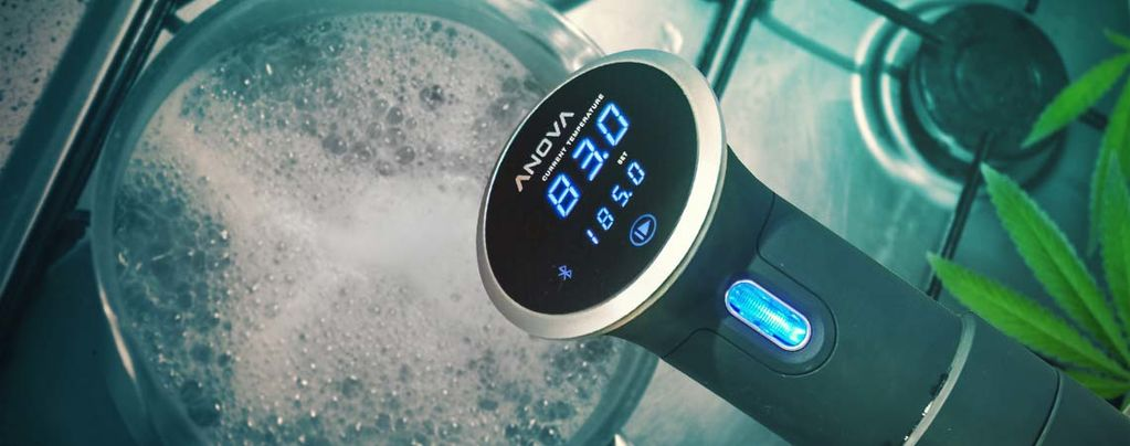 How To Sous Vide Decarboxylate Your Cannabis