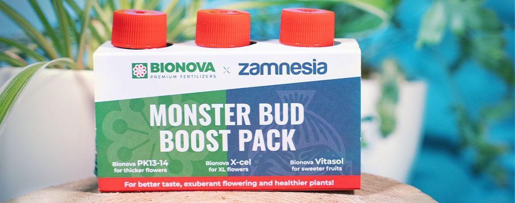 Monster Bud Boost Pack