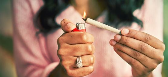 How To Perfectly Light Your Joint