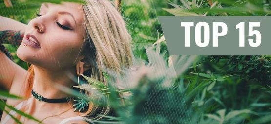 Top 15 Female Cannabis Influencers On Instagram [2021 Update]