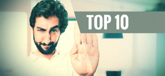 Top 10 Things Not to Do While Stoned