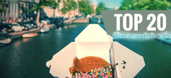 Top 20 Stoner Snacks To Try When In Amsterdam