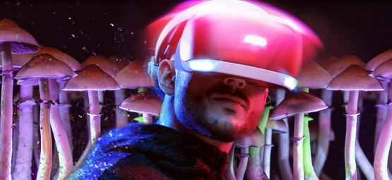 Should You Combine Psychedelics And VR?