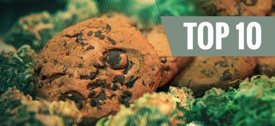 Top 10 Best Cannabis Recipes