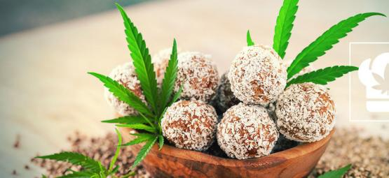 How To Make No-Bake Cannabis Energy Balls