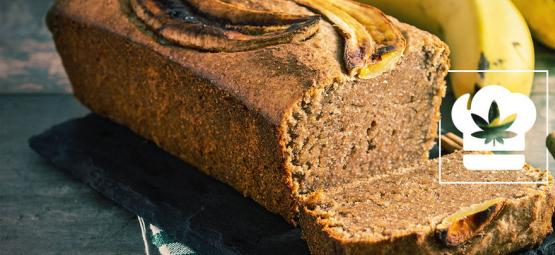 How To Make Cannabis-Infused Banana Bread
