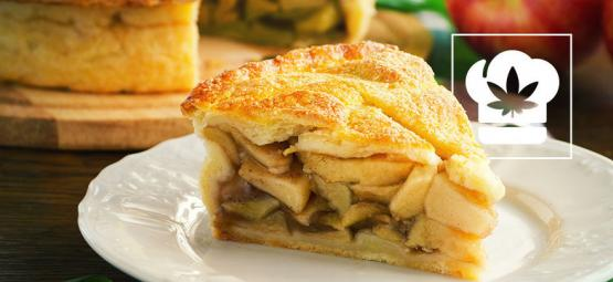 Cannabis-Infused Apple Pie: Two Easy Recipes